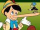 Pinocchio's long nose